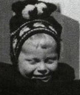 Юрий Богатырев в детстве