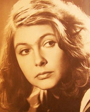 Нина Маслова в молодости