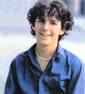 Томас Андерс в 15 лет
