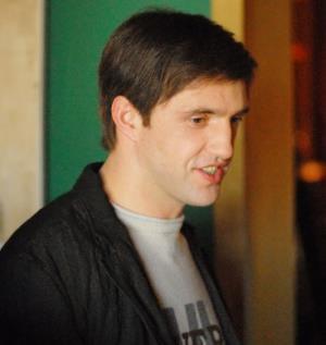 Владимир Вдовиченков в молодости