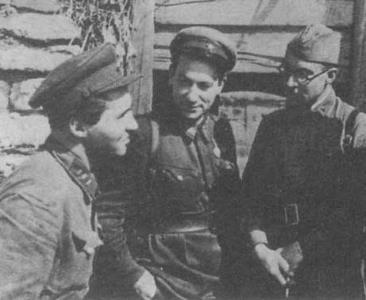 Константин Симонов в годы войны