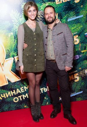 Кирилл Плетнев с  красавицей женой