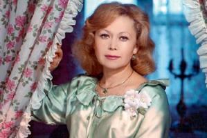 Светлана Немоляева - история жизни актрисы