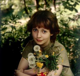 Татьяна Аксюта в молодости