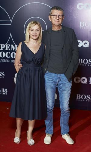 Татьяна Аксюта и ее муж Юрий Аксюта