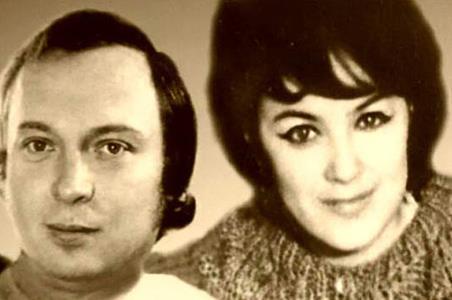 Первая, она же и третья жена Ободзинского - Нелли