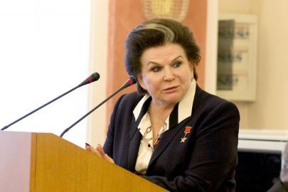 Валентина Терешкова сегодня