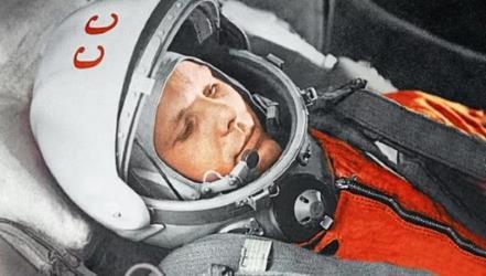 Легендарный полет первого человека в космос