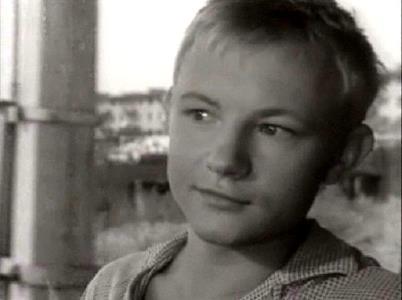 Михаил Кононов в юности