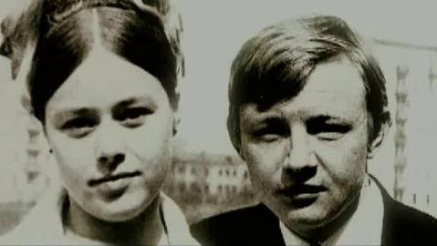 Михаил Кононов с супругой Натальей