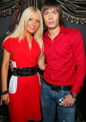 Стас Пьеха с женой Натальей Горчаковой