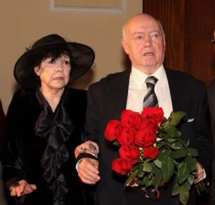Последний муж Беллы Борис Мессерер