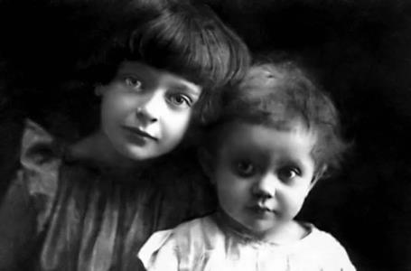 Дети Марины Цветаевой: Ариадна и Ирина