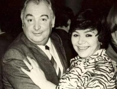 Майя Кристалинская и Эдуард Барклай