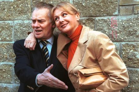 Наталья Селезнёва с мужем Владимиром Андреевым