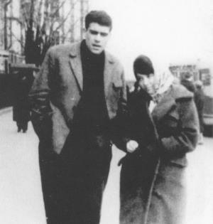 Сергей Довлатов и Ася Пекуровская