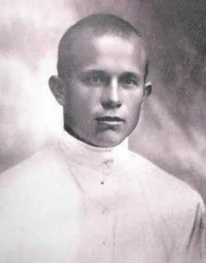 Никита Хрущев в молодости