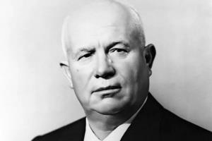 Никита Хрущев - биография, фото, личная жизнь государственного деятеля