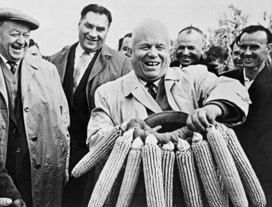 Кукурузная кампания Хрущева