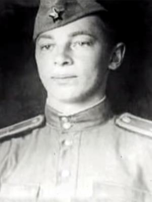 Александр Зацепин на службе в Армии