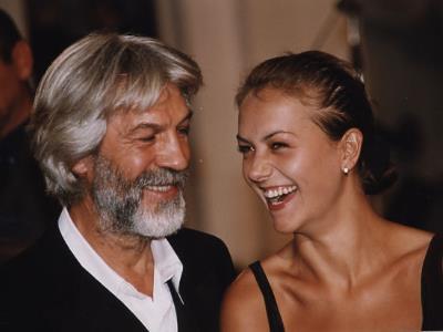 Борис Хмельницкий и дочь Дарья