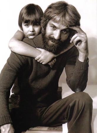 Борис Хмельницкий с дочкой Дашей
