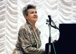 Людмила Лядова - биография, фото, песни, личная жизнь, мужья композитора