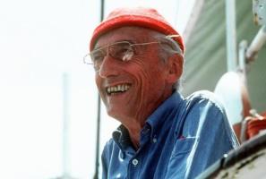 Жак-Ив Кусто - биография, фото, личная жизнь капитана