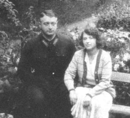 Михаил и Нина Тухачевские