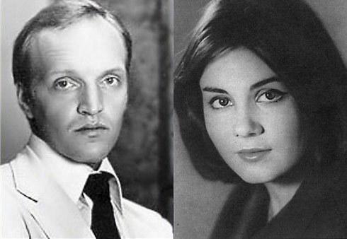 Валентина Малявина и Кайдановский