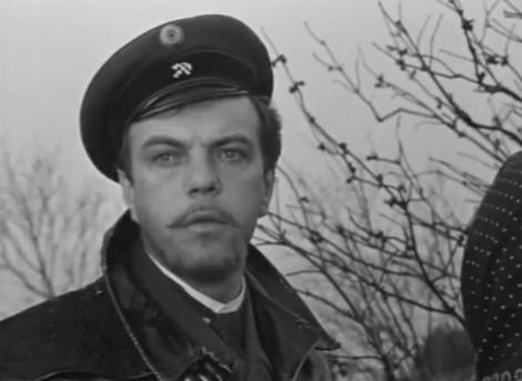 Вячеслав Шалевич в роли Швабрина