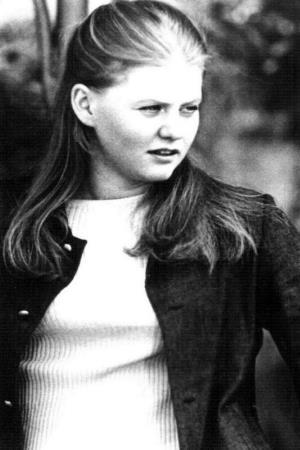 Ирина Муравьева в молодости