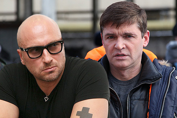 Игорь Лифанов и Дмитрий Нагиев
