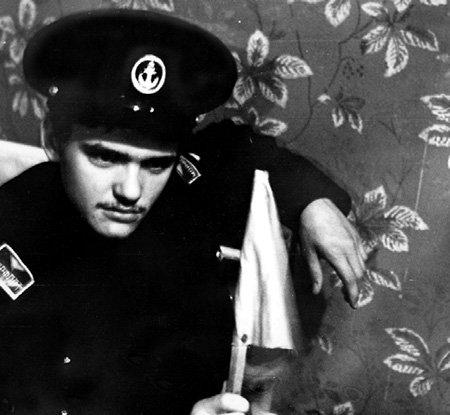 Игорь Лифанов в молодости