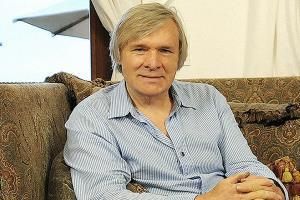 Олег Видов - биография, фото, фильмы, личная жизнь, жены, дети актера