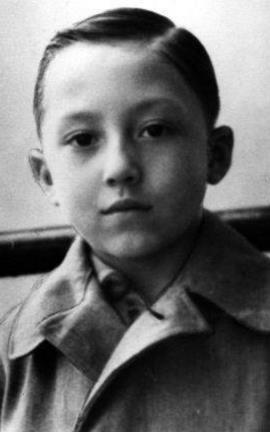 Миша Шемякин в детстве