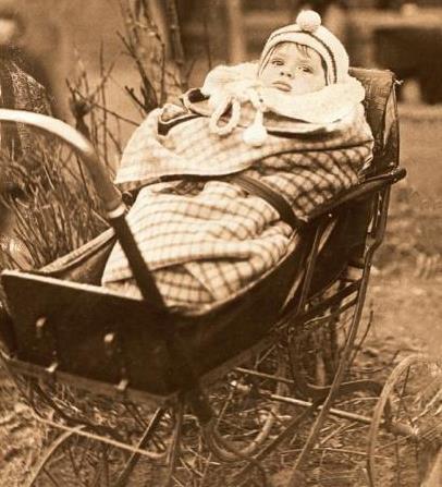 Саша Ширвиндт в раннем детстве