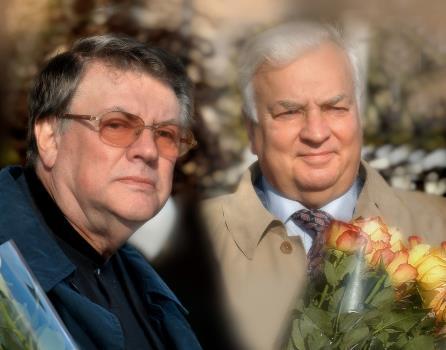 Знаменитый дуэт: Александр Ширвиндт и Михаил Державин