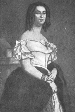 Жена Гюго - Адель