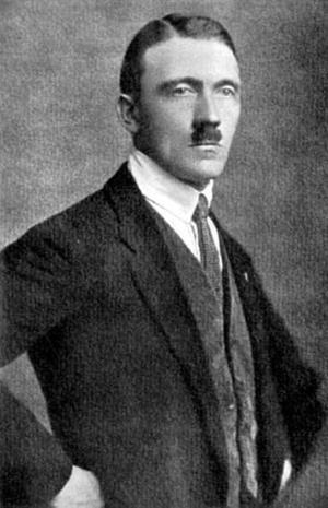 Гитлер в молодости