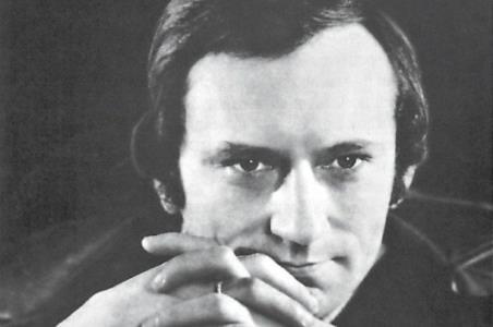Богдан Ступка в молодости