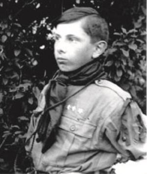 Степан Бандера в детстве