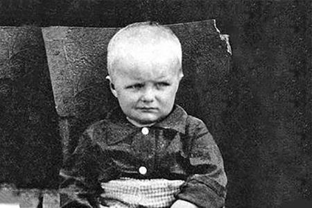 Анатолий Собчак в детстве