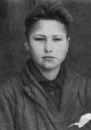 Василий Шукшин - школьные годы