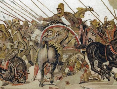 Александр Македонский, одержав свою первую победу в 18 лет, и за последующие 15 лет военных походов не проиграл ни одной битвы