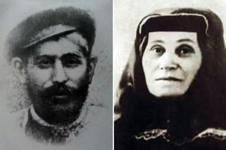 Родители Иосифа Сталина