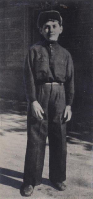 Иосиф Сталин в детстве