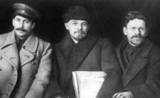 сталин был знаком с лениным