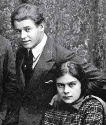 Последняя жена Есенина Софья Андреевна Толстая