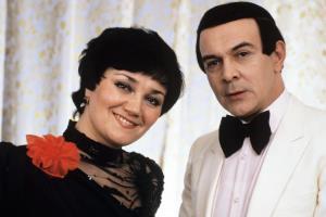 Муслим Магомаев и Тамара Синявская - Ты моя мелодия ...